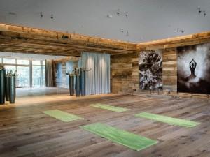 Personal Yoga Berlin, Yoga Retreat im Das.Goldberg, Yogaraum